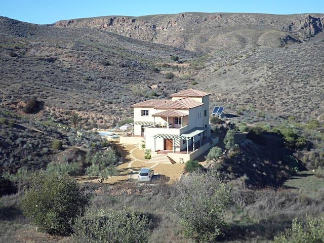 Country villa in Cariatiz, Sorbas