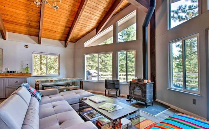Cozy Cabin Tahoe Donner