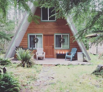 A-Frame Wilderness Escape - Ashford - Kisház