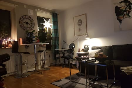 Apartment in the heart of Gothenburg - Göteborg