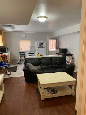 Big and Bright Basement Apartment
