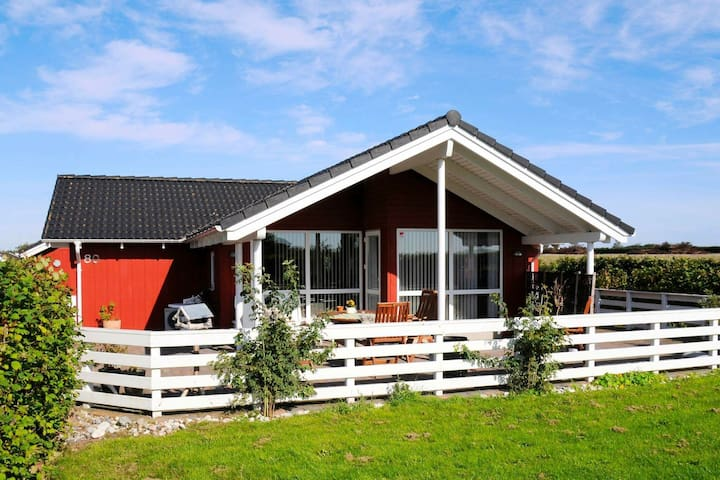 Spacious Holiday Home in Haderslev near Sea