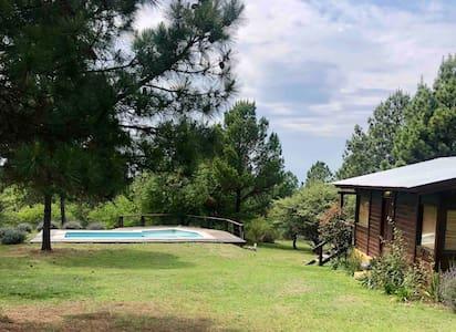 Cabaña El Descanso Atos Pampa