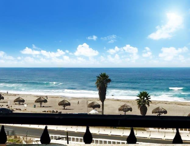 Spanish Style House w/Ocean and Estuary Views!