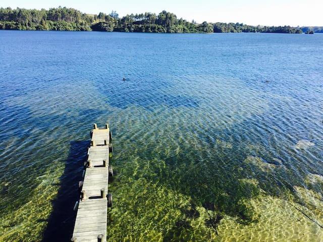 Lake Rotoiti Views - Tikitere - House