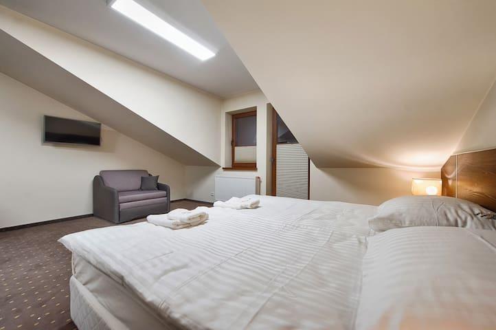 Perła Podhala - Pensjonat Szaflary - Szaflary - Apartment