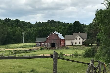 RENOVATION JUST COMPLETED!!- Cedar Ridge Farm