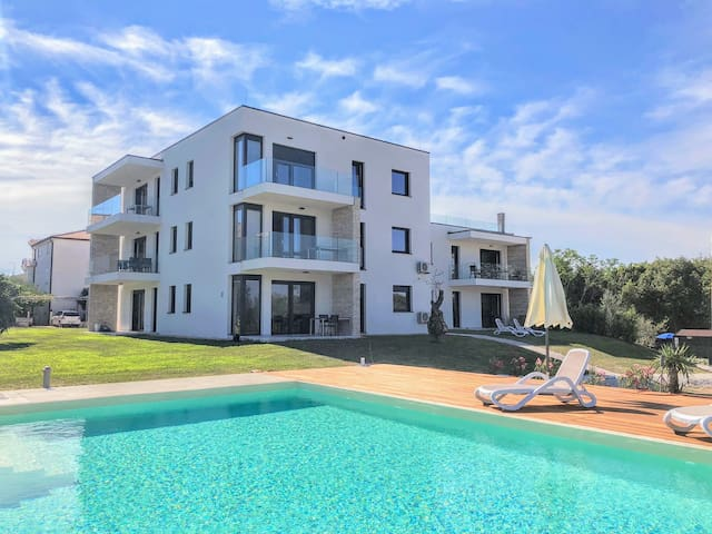 Villa Olive Garden Istra / Apartment with 3 bedrooms Delux Imperial 6