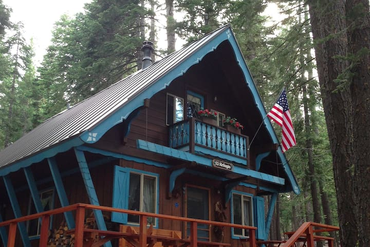 Vintage West Shore Cabin