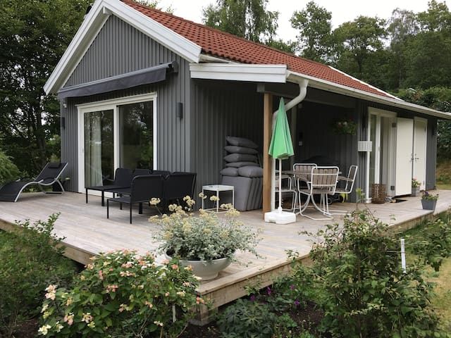 Nice cottage on Swedish West Coast