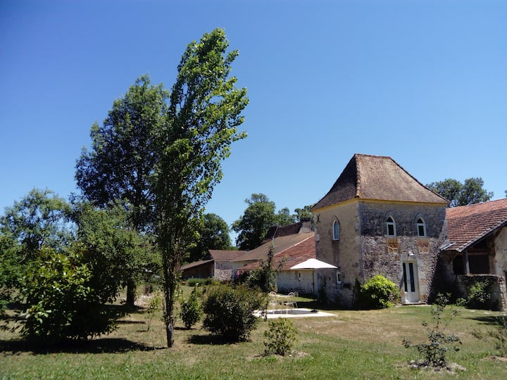 Foussal Dovecote, Holiday Cottage, Issigeac