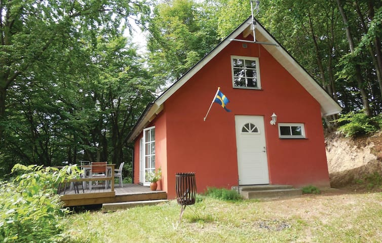 Holiday cottage with 1 room on 44 m² in Brösarp