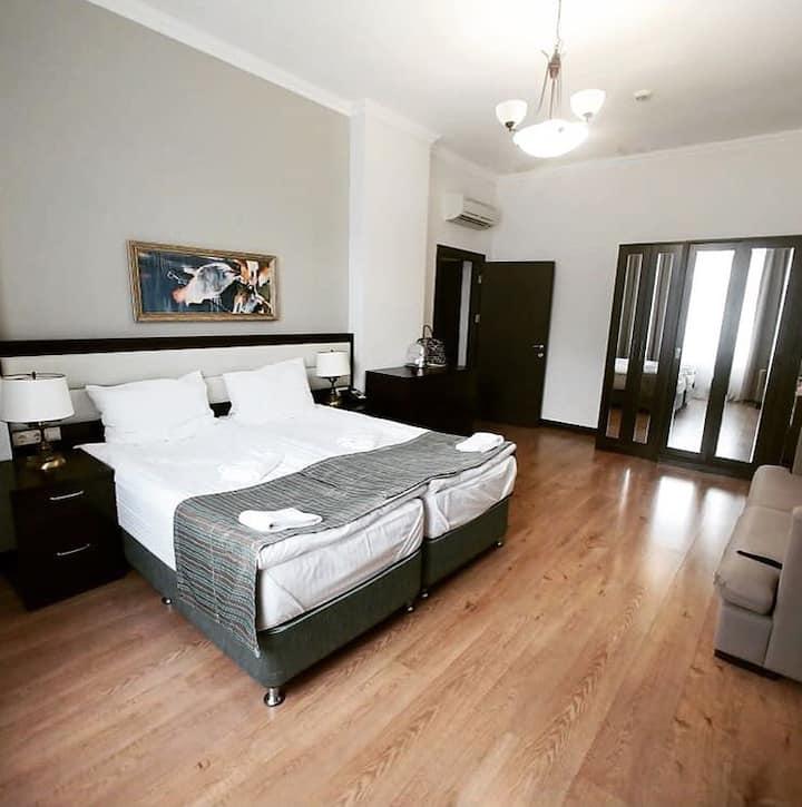 Квартира на курорте+канатка до уровня 960м