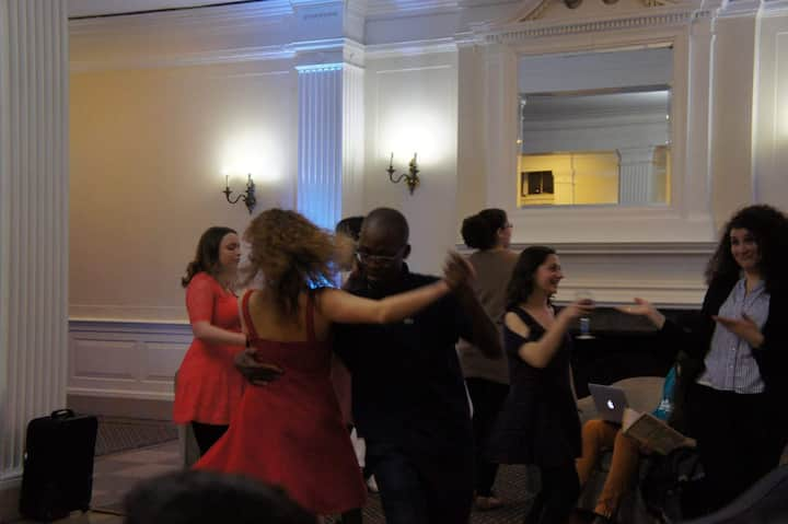 Swing Dance NYC