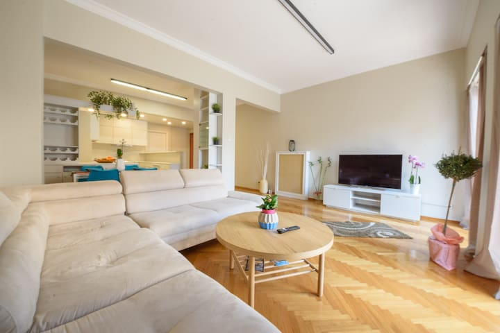 PRIVILEGED APARTMENT IN ATHENS CITY