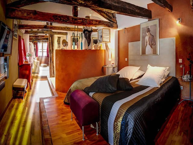 Hôtel Renaissance - Suite Bohême