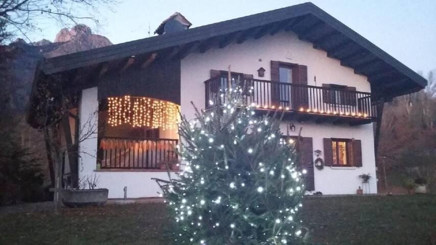 Dolomites Cottage for 5 persons in San Gregorio nelle Alpi