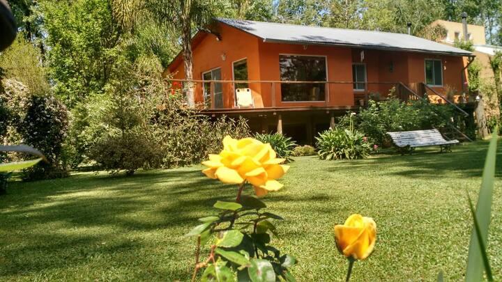 Casa con buena vista Delta Tigre