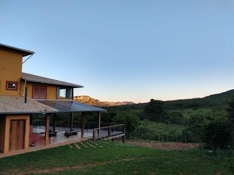 Mafagafos: Sossego, vista, vento, luz e alegria