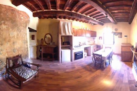 Grazioso appartamento nel centro storico - Sassetta - House