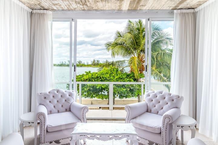 🔥Aurora Del Sol 🔆 Ocean Front Villa/wifi