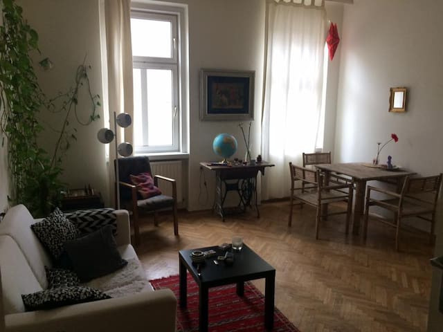 Beautiful and central flat in Vienna - Wien - Apartment