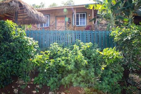 Villa Rasta/Bungalow #1. - Long Bay