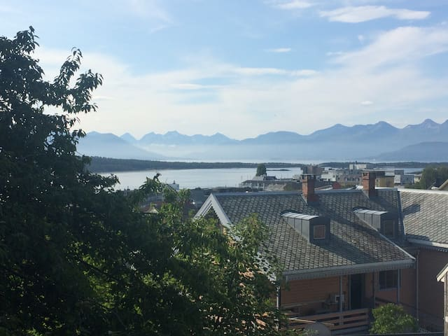 Cosy apartment with a view - Molde