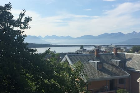 Cosy apartment with a view - Molde - Apartment