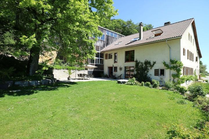 NOUVEAU: La Palisse appartement de vacance