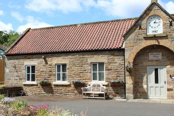 River View Cottage, Rosedale Abbey Caravan Park