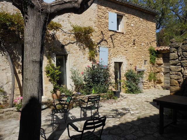 Charmante ferme à Lauris au coeur de la Provence - Lauris - Casa