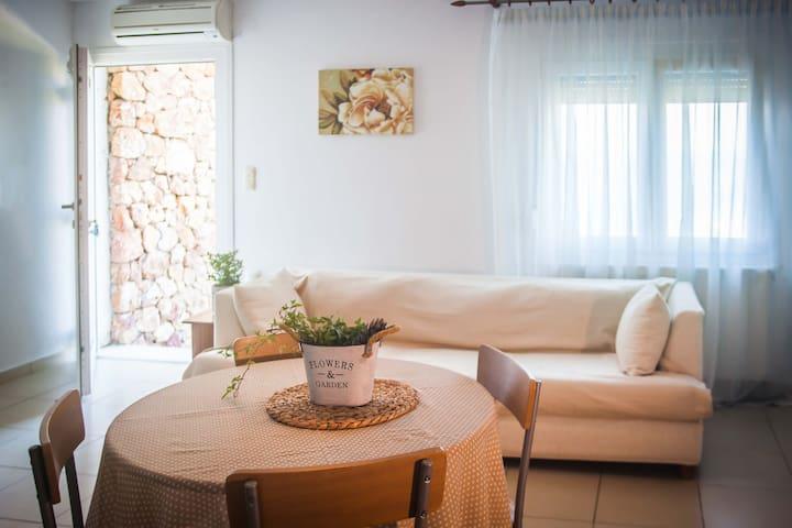 5 Drop Apartment - Skala Kallirachis - 公寓