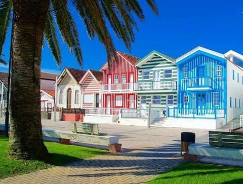 Apartamento T2 na praia da Vagueira vista mar