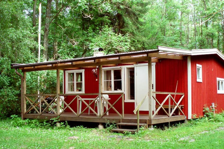 5 person holiday home in LERDALA