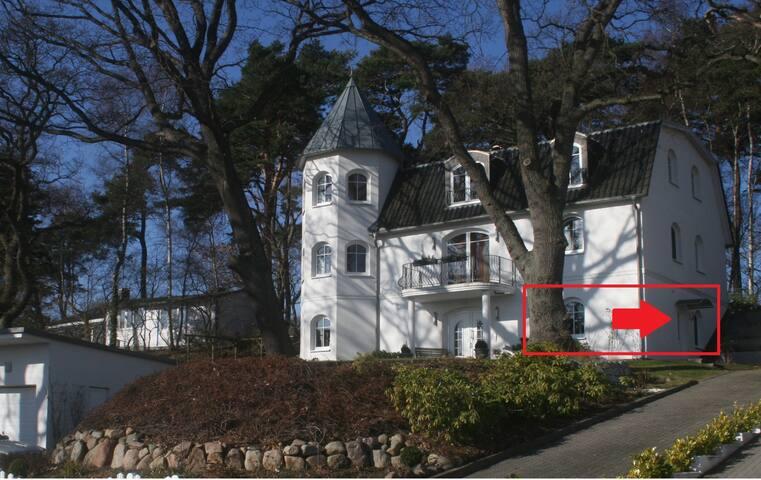 Villa Heinrich - Wohnung Ellen