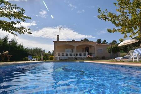 Villa Blonda - Maçanet de la Selva - Villa