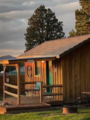 Carroll's Cabin, near Mt.Rushmore, is a hidden gem