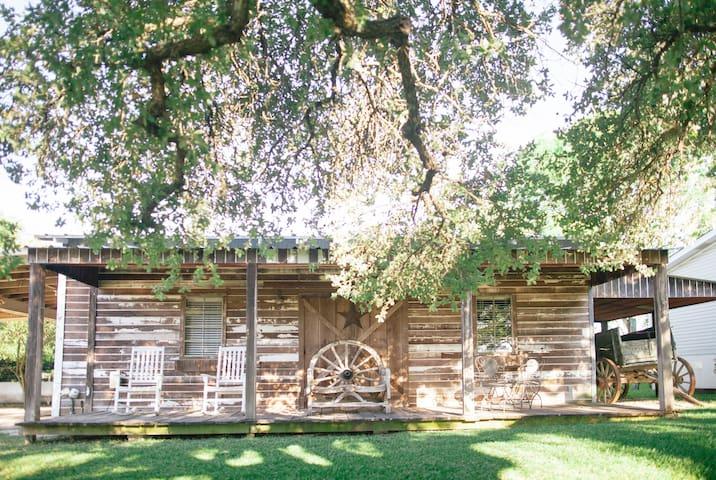Lone Star Cabin