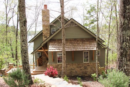 Heirloom Cabin - Lewis Smith Lake Alabama