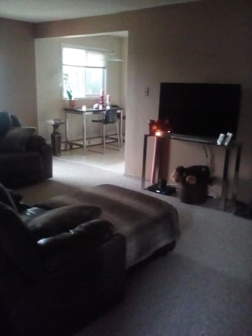 cozy apartment in downtown red deer - Red Deer - Huoneisto