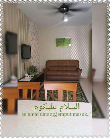 (Muslim) Guest House In Melaka - Malacca - Hus
