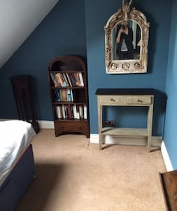 Victorian Gothic by the Sea.Bed/breakfast -single - Saint Leonards