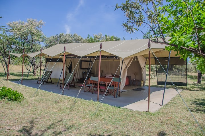 Mara Siria Luxury Tented Camp - Luxury Tents M-S