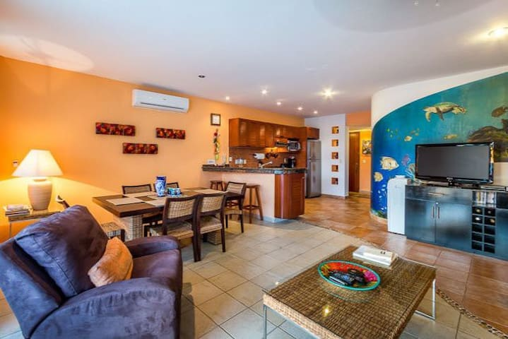 San Francisco Beach, Heated Pool - Felipe Carrillo Puerto - Apartamento