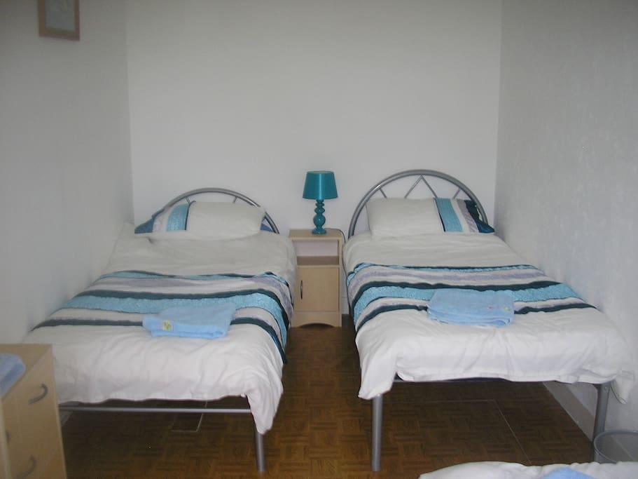 Bedroom Soleil Luna