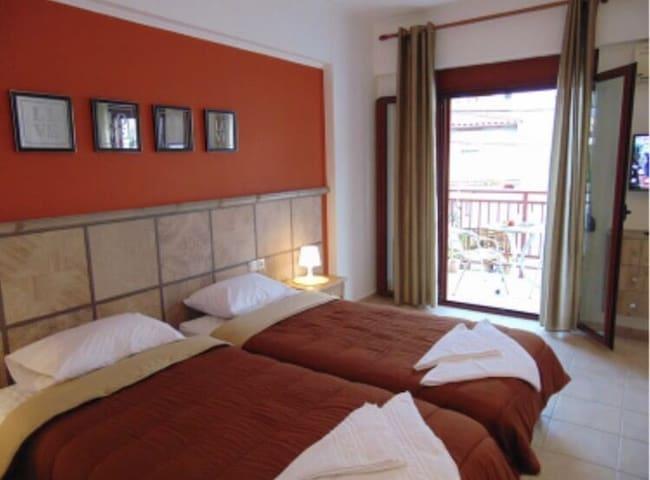 More Crete квартира на 3 человека в Кутулуфари