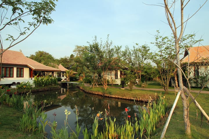 Jasmine Hills Lodge, piece of paradise