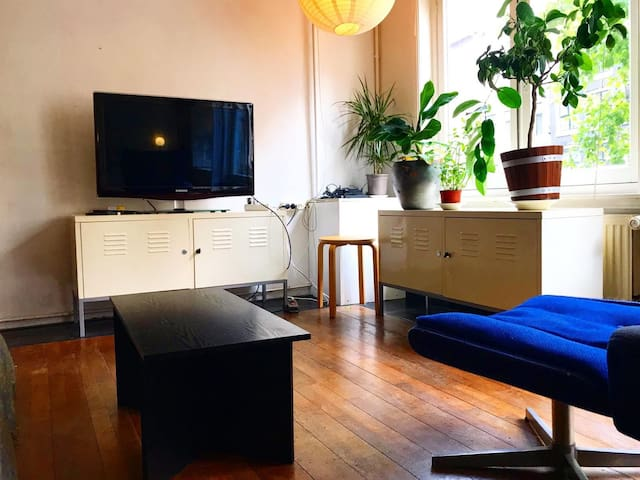 Memorable 1BDR PVT flat in the middle of Amsterdam