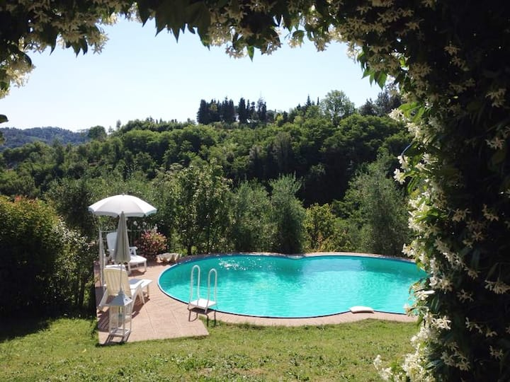 Gelsomino's house, romantic and kindle